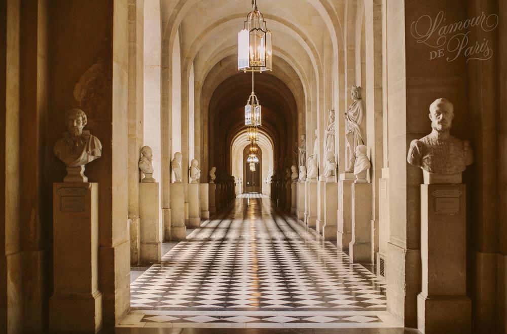 Versailles interior photos