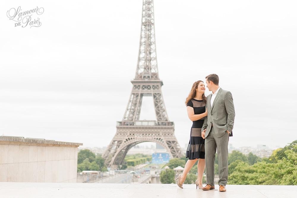 planning romantic weekend paris