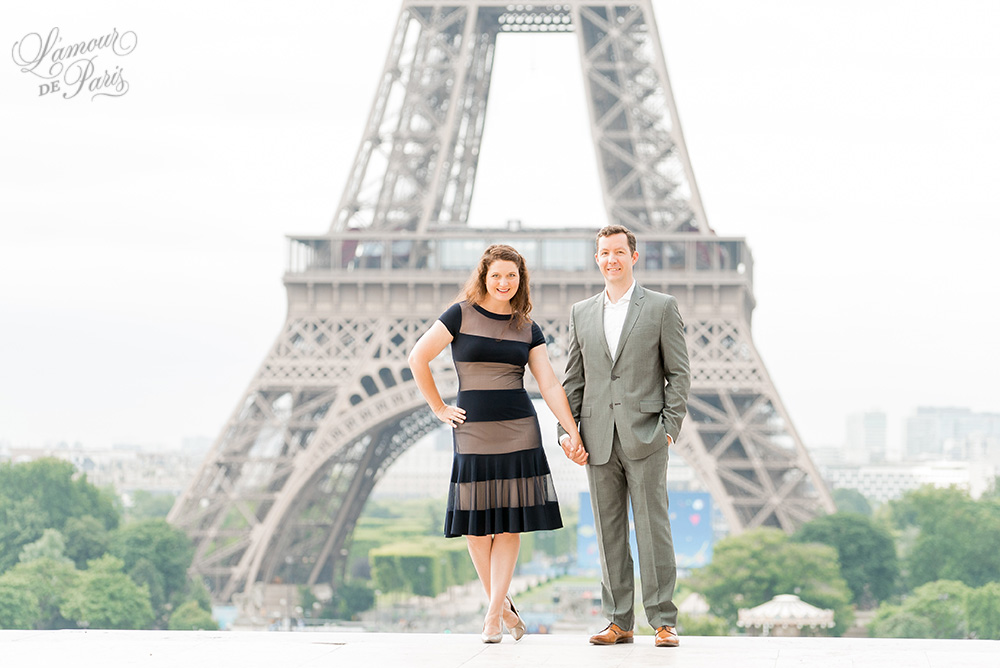 Romantic Paris Portraits