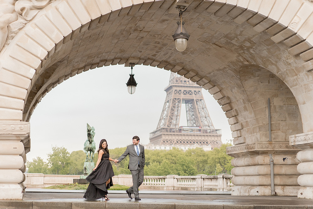 paris portrait session pont bir hakeim