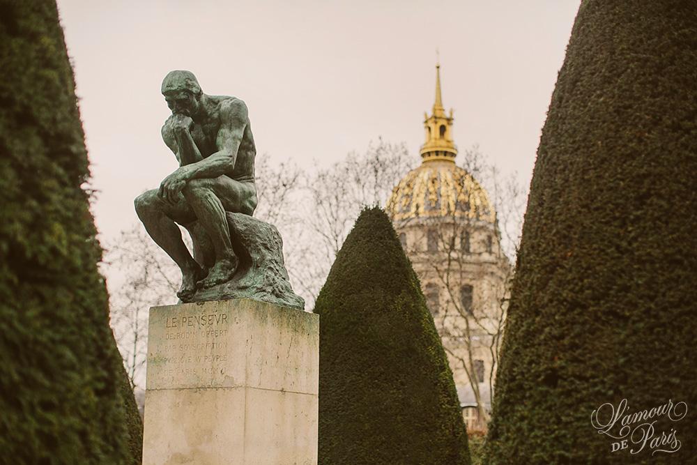 City Snapshot Rodin Museum 187 L Amour De Paris Romantic