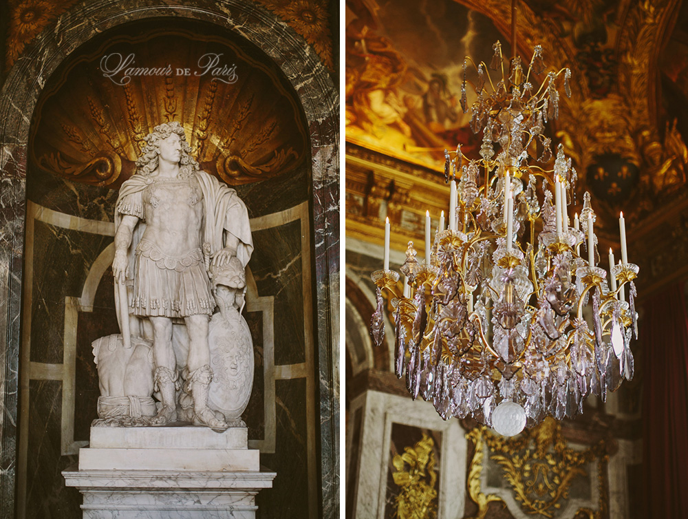Versailles interior photos