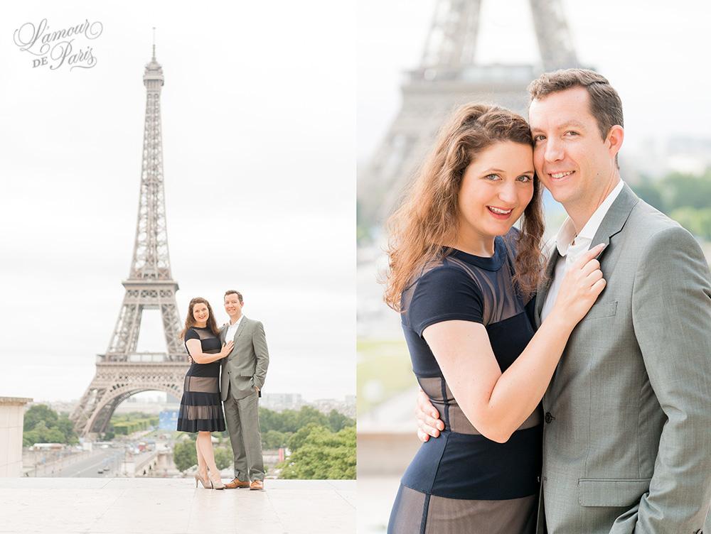 Romantic Paris Portraits