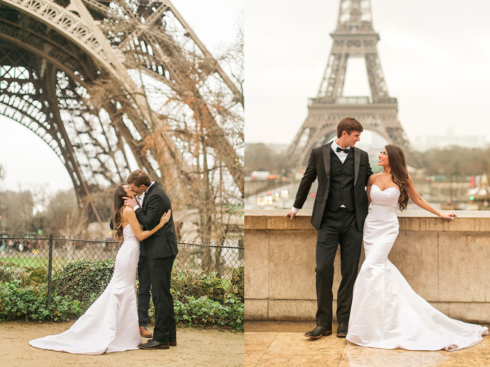 paris elopement eiffel tower 2
