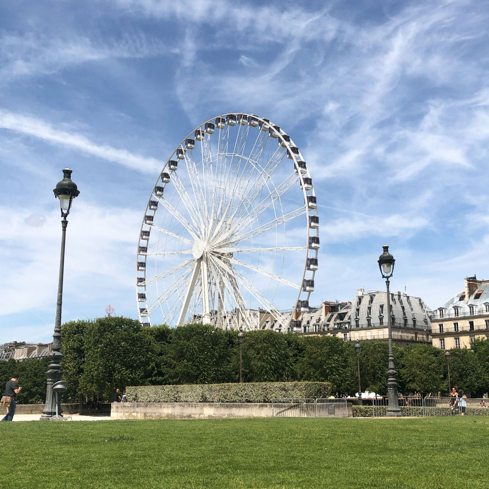 tuileries ferris wheel